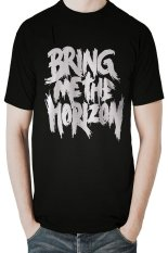 Diskon Produk Hollic Cloth Tshirt Bring Me The Horizon Hitam