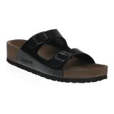 Harga Homyped Carmel 02 Women Sandals Hitam Homyped Terbaik