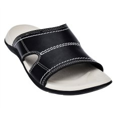 Homyped Europe 05 Sandal Black Ivory Homyped Diskon