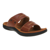 Homyped Leon 02 Men Sandals Tan Homyped Diskon 30