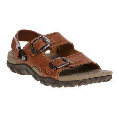 Review Homyped Pajero Men Sport Sandal Pria Tan