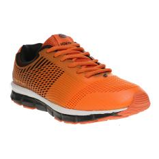 Homypro Altitude Sneakers Orange Hitam Homypro Diskon 40