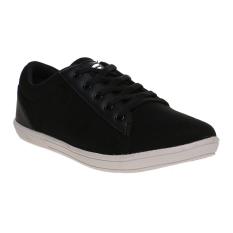 Beli Homypro Evans Sepatu Sneakers Hitam Pake Kartu Kredit