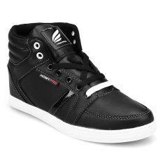 Beli Homypro Micky 01 High Cut Sneakers Hitam Homypro