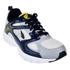 Spesifikasi Homypro Sepatu Lari Owen 01 Putih Navy Abu Abu Merk Homypro