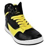 Jual Homypro Sneakers Wanted Hitam Kuning Homypro Original