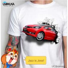 Honda Jazz - Kaos 3D Umakuka - 76E565