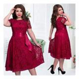 Honeyclothing Dress Wanita Eliva - Merah   Baju Pesta   Dress Casual   Baju  Wanita   Pakaian Wanita   Best Seller  16b55e188d
