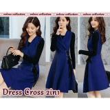 Review Honeyclothing Dress Wanita Vorsi Dress Wanita Dress Casual Mini Dress Fashion Wanita Di Dki Jakarta