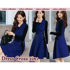 Harga Honeyclothing Dress Wanita Vorsi Dress Wanita Dress Casual Mini Dress Fashion Wanita Honeyclothing Terbaik