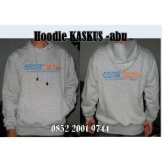 Hoodie Kaskus -Abu - A3acdc