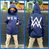 Miliki Segera Hoodie Ninja Anak Alan Walker Navy