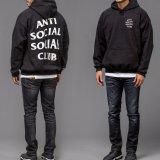 Promo Hoodie Premium Anti Social Sosial Club Assc Kanye West Hitam Mellius Terbaru