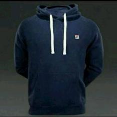 Jual Hoodie Sweater Zipper Jaket Unisex Fila Terbaru Online