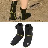 Hook Dan Loop Anti Slip Boots Olahraga Untuk Berenang Hitam M Intl Murah