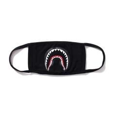 Beli Hot A Bathing Ape Bape Shark Black Face Mask Camouflage Mouth Muffle Bape Cover Intl Yang Bagus