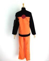 Toko Hot Dewasa Kostum Halloween Uzumaki Naruto Cosplay Costume Set Untuk Pria Anime Pakaian Jaket Suits Intl Murah Di Tiongkok