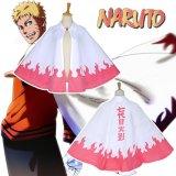 Review Hot Anime Ketujuh Naruto Uzumaki Naruto Cosplay Cape Jubah Carnaval Halloween Party Dress Up Kostum Intl Oem