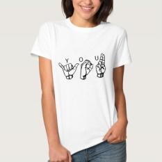 Hot Fashion Hot Fashion Daftar Kaos Perempuan Menarik Fashion Cetak Gaya Baru T-shirt-Intl