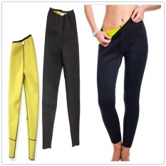 Review Tentang Hot Neoprene Body Hot Shaper Celana Wanita Yoga Slimming Slim Sweat Thermo Sauna Shorts C599