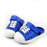 Jual Beli Hot Baru Musim Semi Musim Gugur Musim Panas Anak Sandal Musim Panas Unisex Sepatu Eu Ukuran 20 34 Biru Intl Di Tiongkok