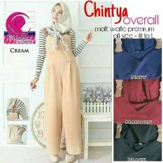 HOT PROMO Chintya Overall By EL Mufit Mutifashion B35