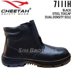 Hot Promo Murah Sepatu Safety Shoes Cheetah 7111H - Xekg7i