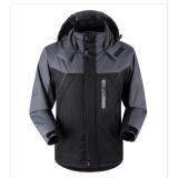 Beli Jual Hot Fashion Pria Casual Sport Coat Wanita Tahan Terhadap Air Windproof Outdoorwear Mountain Snow Jaket Pemuda Musim Dingin Jaket Mantel Plus Ukuran M 5Xl Black Secara Angsuran