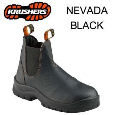 Hot Sale Murah Safety Shoes Krusher Nevada Black /Brown - Sxjzpq