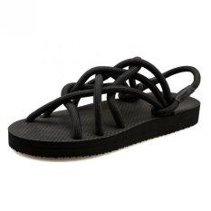 Luar Rumah Kulit Bernapas Sendal Sandal Summer Coklat Gelap - Wiring ... 05501b51da