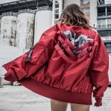 Harga Hot Selling Fashion Pria Dan Wanita Kasual Jaket Hip Hop Jaket Bomber Mantel Ramping Sprotswear Zipper Tahan Dr Merah Intl Online Tiongkok