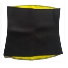 Harga Hot Shaper Slimming Waist Korset Pelangsing Perut Hitam Satu Set