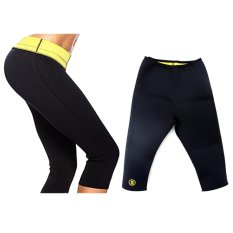 Hot Shapers Pants Celana Pembakar Lemak - Hitam