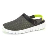 Hot Summer Mens Boys Slipper Mesh Sports Sandals Breathable Flats Beach Shoes Original