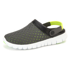 Harga Hot Summer Mens Boys Slipper Mesh Sports Sandals Breathable Flats Beach Shoes Asli Not Specified
