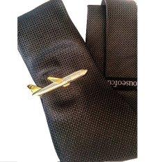 Jual Houseofcuff Jumbo Jet Pin Tie Branded Original