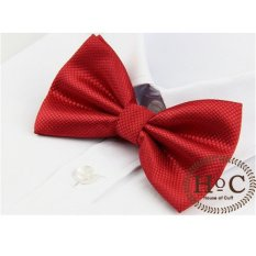 Beli Houseofcuff Red Bow Terbaru