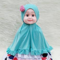 HQo Kerudung Anak Bayi / Jilbab Anak Bayi / Jilbab Bayi Maryam Rempel / Hijab Pashmina Instan Anak
