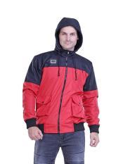 Toko Hrcn Hac 2092 Jaket Outdoor Pria Bahan Terry Bagus Dan Keren Red Terlengkap Jawa Barat