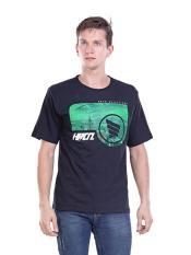 Spek Hrcn Hbn 0274 Kaos Oneck T Shirt Lengan Pendek Pria Bahan Cotton Combed Bagus Dan Keren Black Jawa Barat