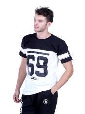 Spesifikasi Hrcn Hgm 0028 Kaos Oneck T Shirt Lengan Pendek Pria Bahan Cotton Combed Bagus Dan Keren White Terbaru