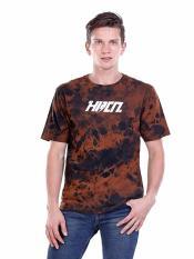 Jual Hrcn Hgp 0308 Kaos Oneck T Shirt Lengan Pendek Pria Bahan Cotton Combed Bagus Dan Keren Brown Murah Di Jawa Barat