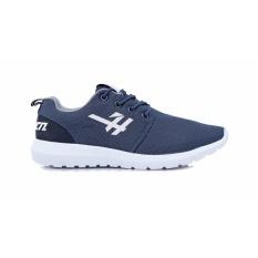 Beli Hrcn Hpm 5369 Sepatu Sneakers Pria Bahan Synth Bagus Dan Keren Blue Online Terpercaya