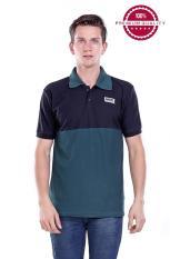 Harga Hrcn New Kaos Polo Pria Hmc 0077 Hijau Kombinasi Origin