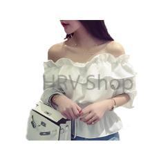 HRV Shop Blouse Wanita Sabrina Yessy / Baju Wanita / Blouse Korea / Atasan Wanita / Baju Formal / Kemeja Wanita / Kemeja Formal / Atasan Muslim / Kemeja Cewek Tunik / Kemeja Kerja