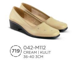 HS Sepatu Casual / Formal Heels Wanita 042-M112 Real Pict -Terbaru