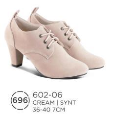 HS Sepatu Casual Heels Wanita 602-06 Real Pict -Super Hot!