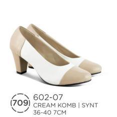 HS Sepatu Casual Heels Wanita 602-07 Real Pict -Best Item!
