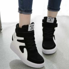 HS Sepatu Wanita Boot E Sapi