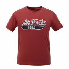 Tips Beli Huaways Men S Fashion India Desain Bordir Surat Lengan Pendek T Shirt Merah Intl